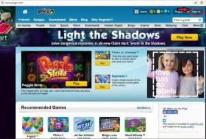 Pogo Most Popular Gaming Website