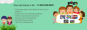 Pogo Games Support Number