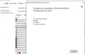 Repair Outlook Files