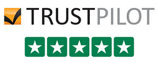PROUDLY LISTED ON TRUSTPILOT