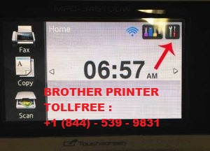 Setting Menu Brother Printer