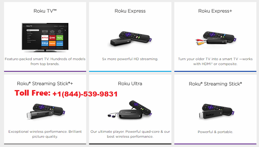 Roku Customer Service Phone Number Devices