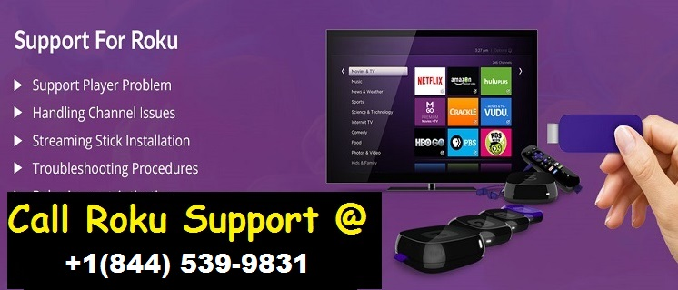 Toll Free Number For Roku Technical Support 1 844 539