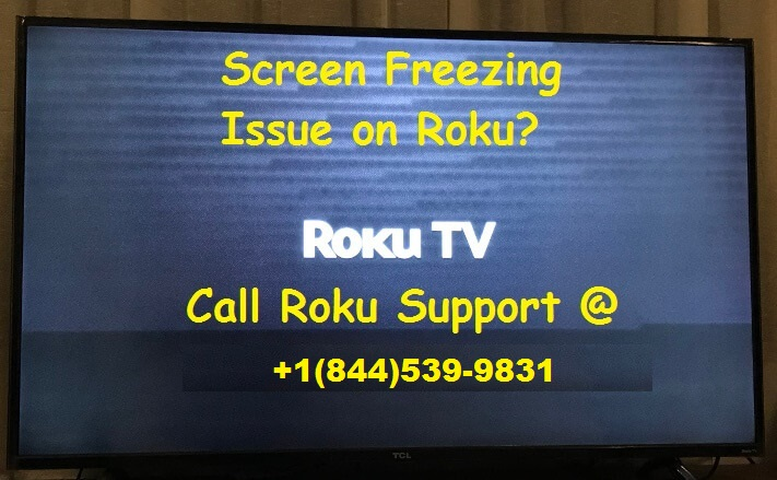 Fix Screen Freezing Issue with Roku Device